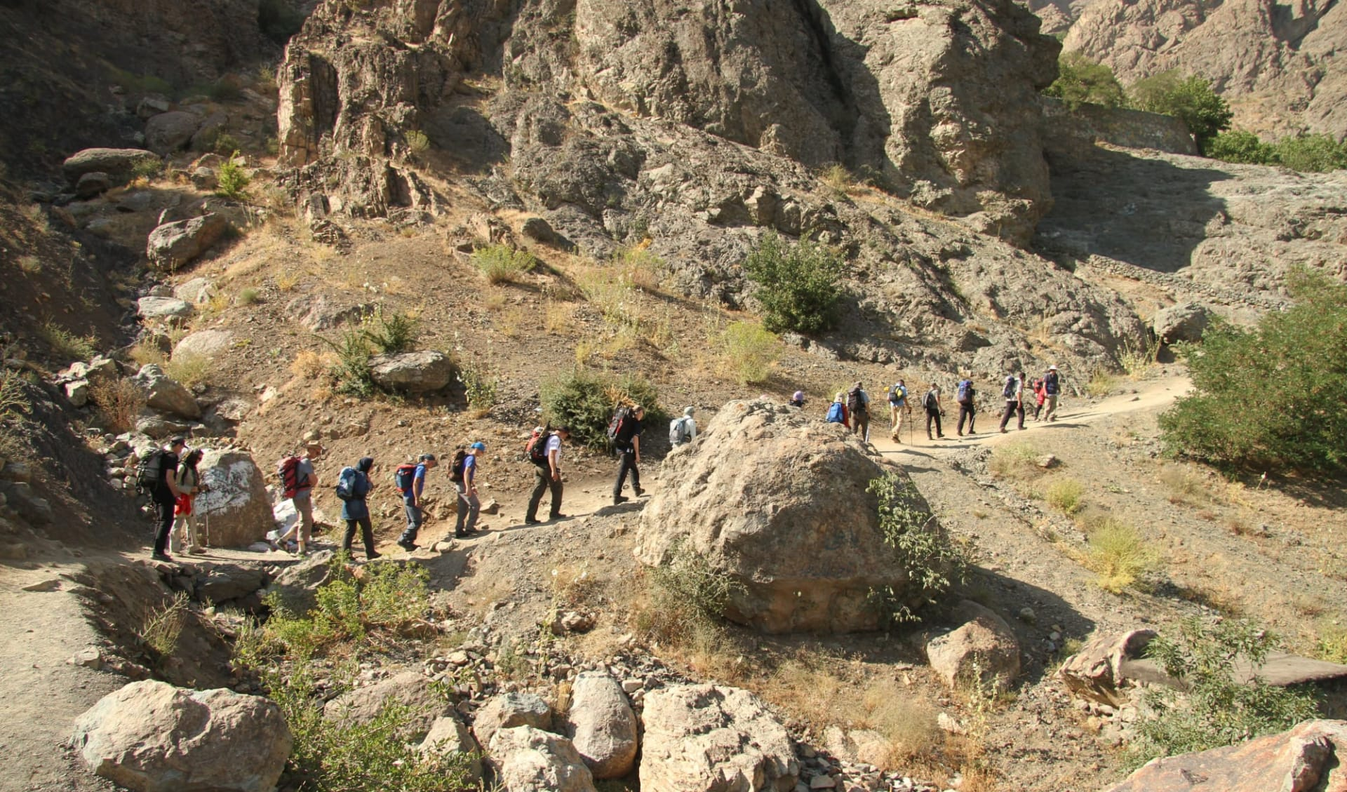 Trekking Mount Damavand ab Teheran: Trekking Iran