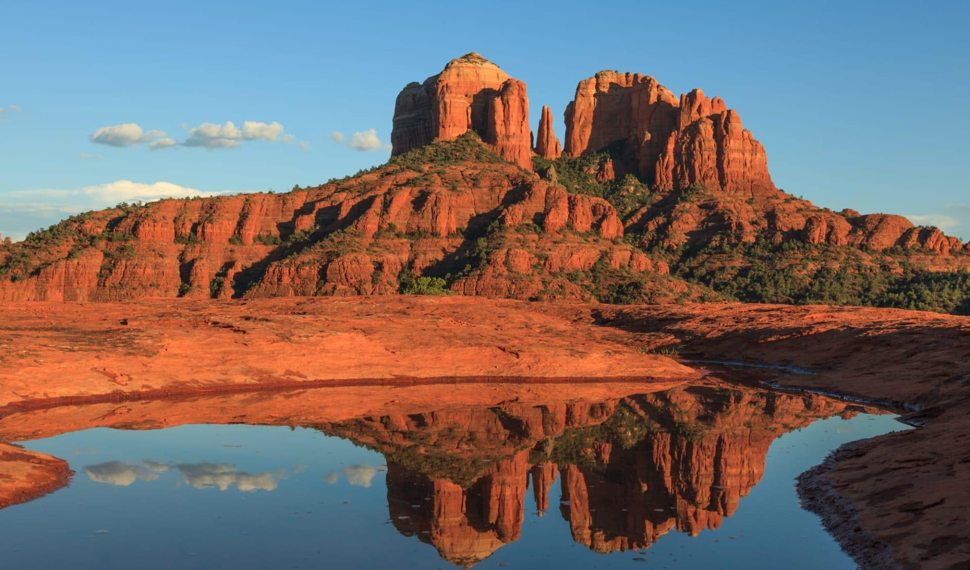 Spirit of the Southwest ab Phoenix: USA - Arizona - Cathedral Rock