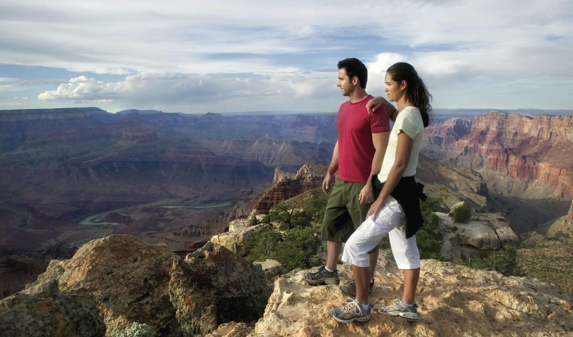 Entdecker-Reise Südwesten ab San Francisco: USA - Arizona - Grand Canyon Nationalpark