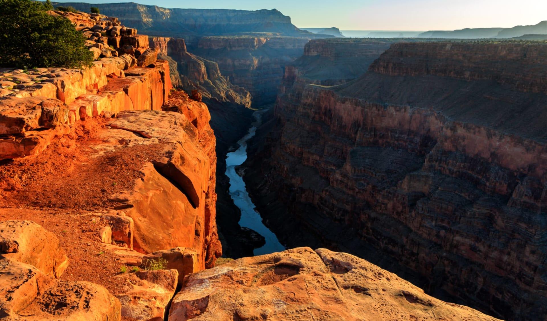The Great West ab Los Angeles: USA - Arizona - Grand Canyon Toroweap Sunrise