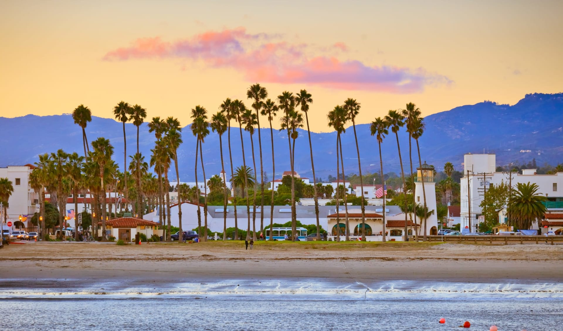 Der Goldene Westen ab Los Angeles: Santa Barbara