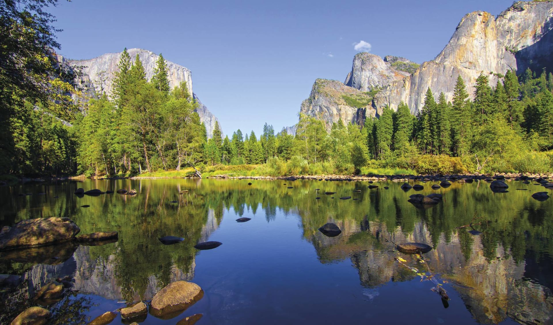 Impressionen des Westens ab San Francisco: USA - California - Yosemite Nationalpark