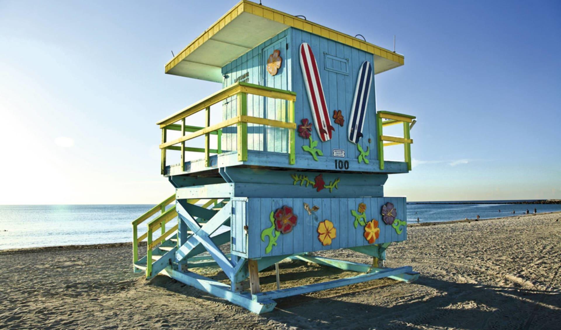 Florida Deluxe ab Miami: USA - Florida - Miami Beach House