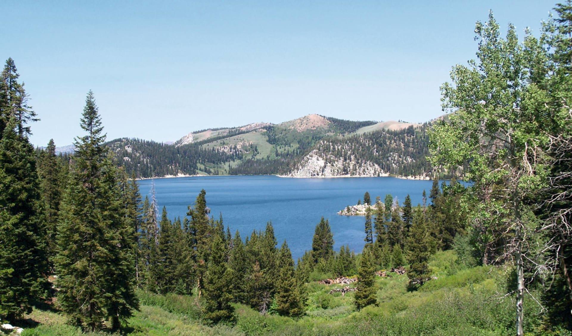 Western Bonanza ab San Francisco: USA - Nevada - Lake Tahoe