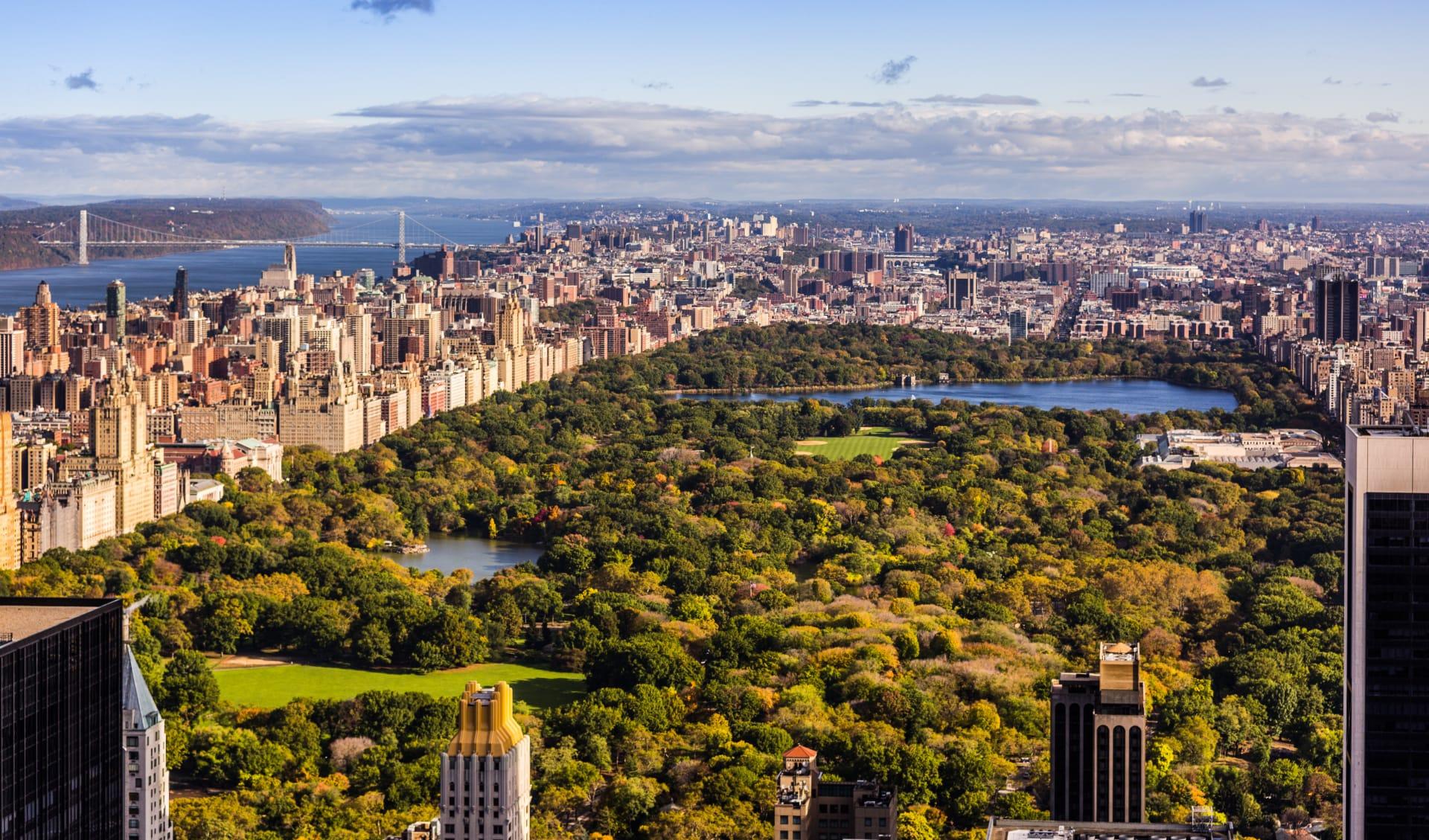 US Open ab New York - Manhattan: USA_New York_Central Park