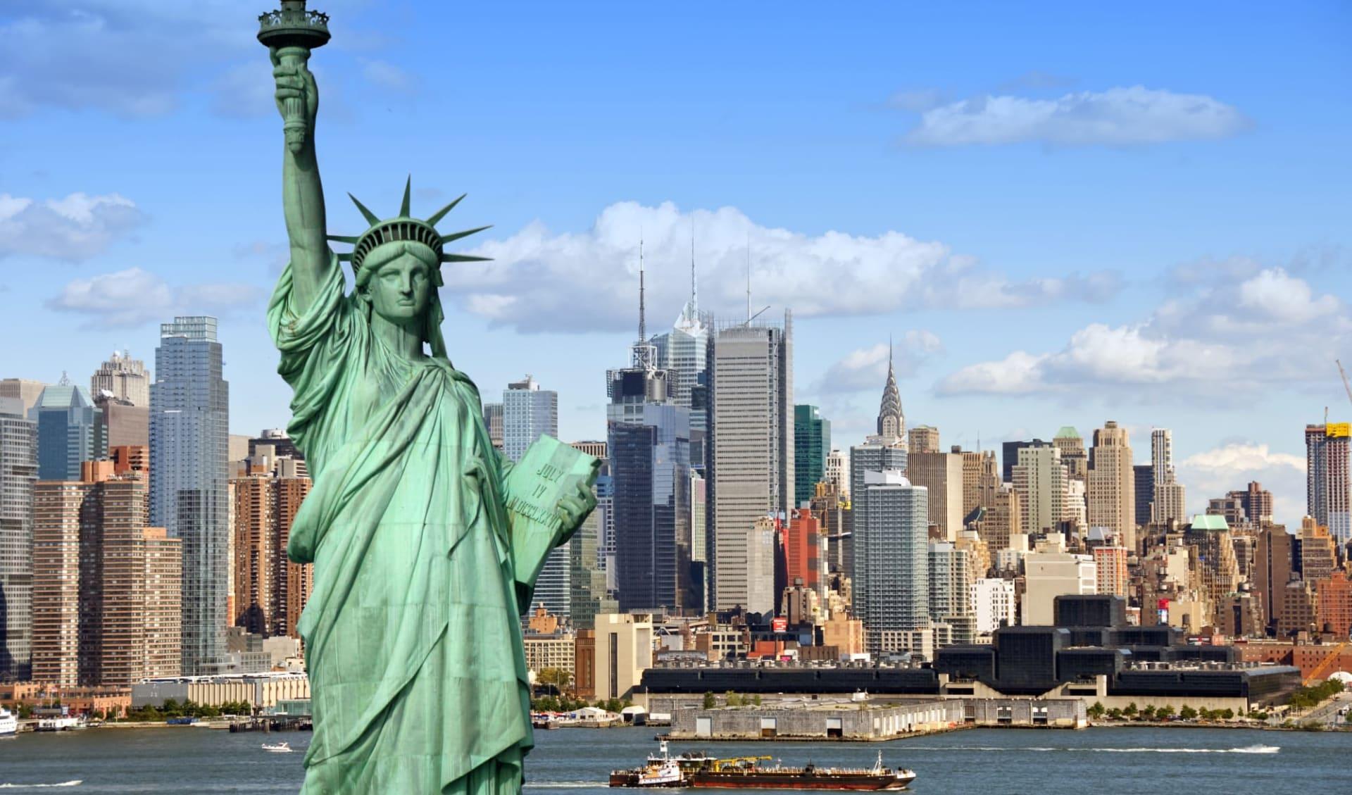 East Coast Insider ab New York City: USA - New York - Freiheitsstatue