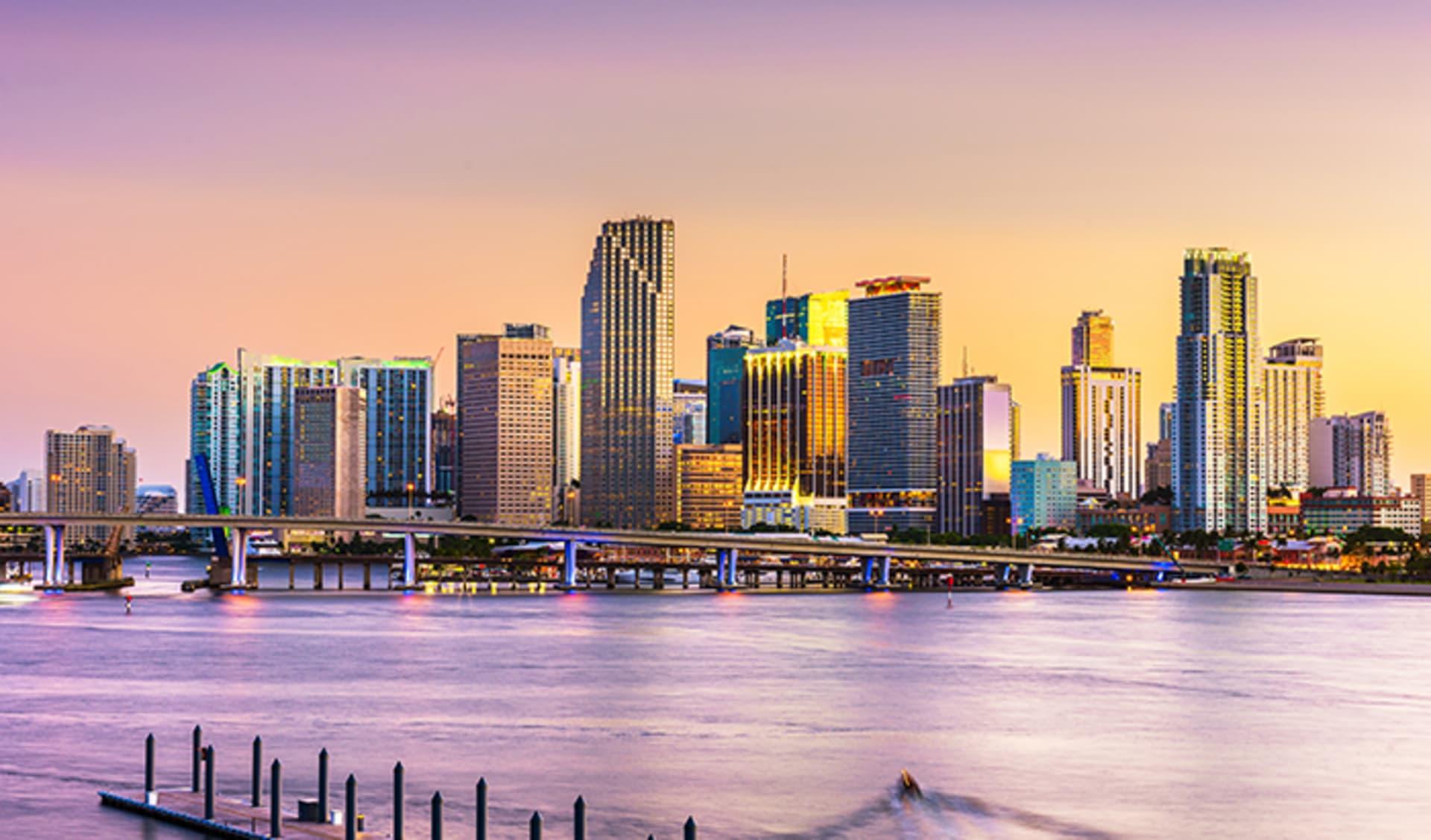 Miami Reisen, USA
