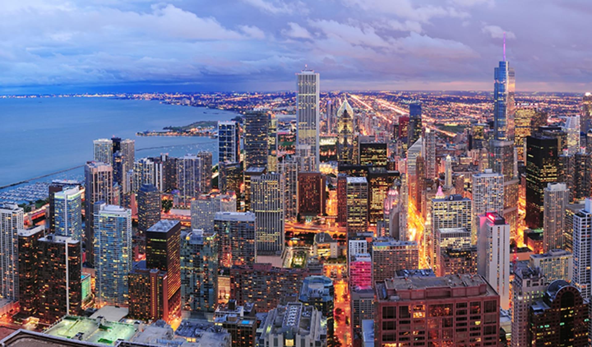 Chicago, Mittlerer Westen USA