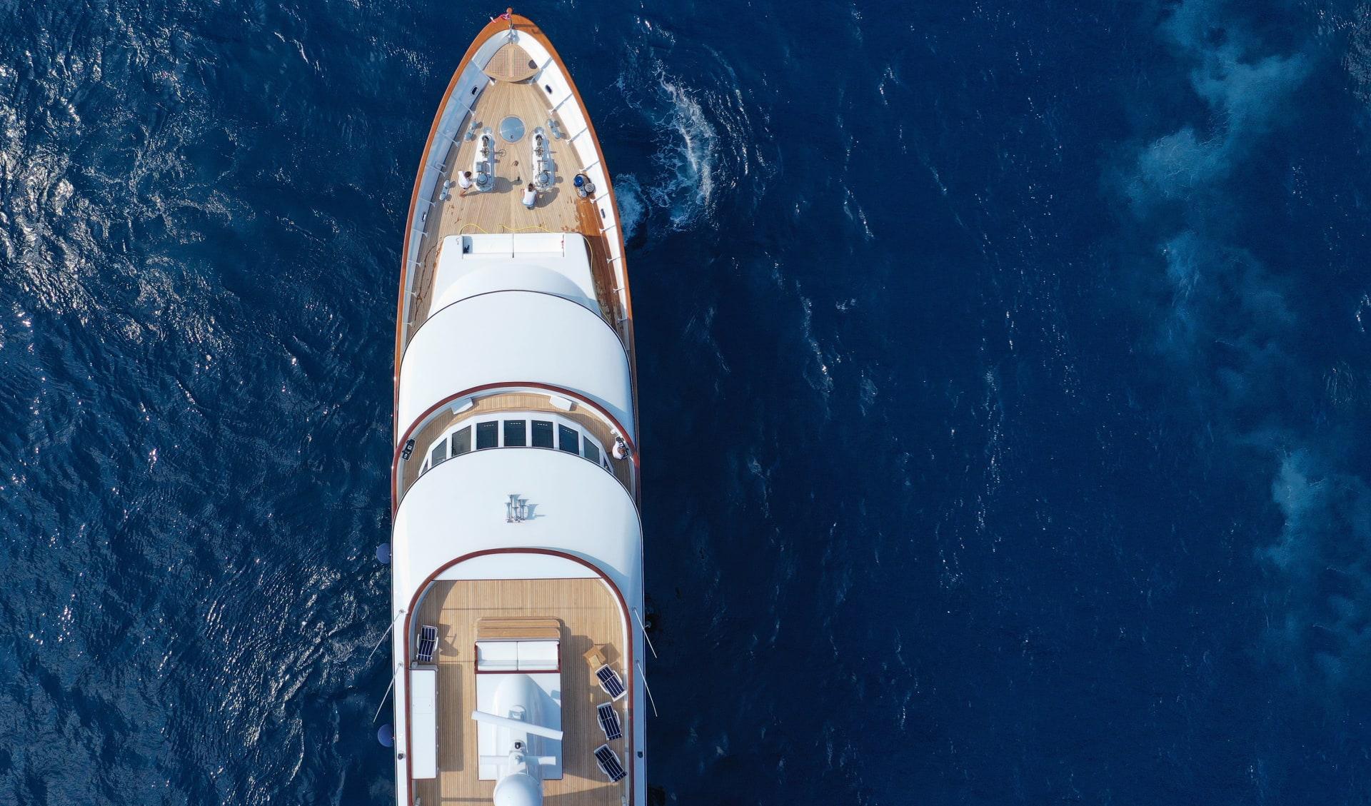 Schiff luxus