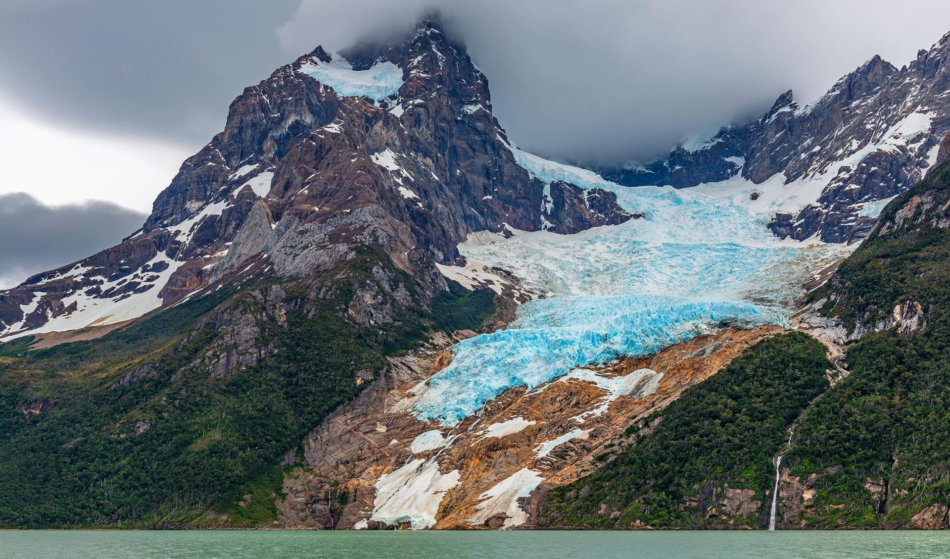 Südamerika Gletscher