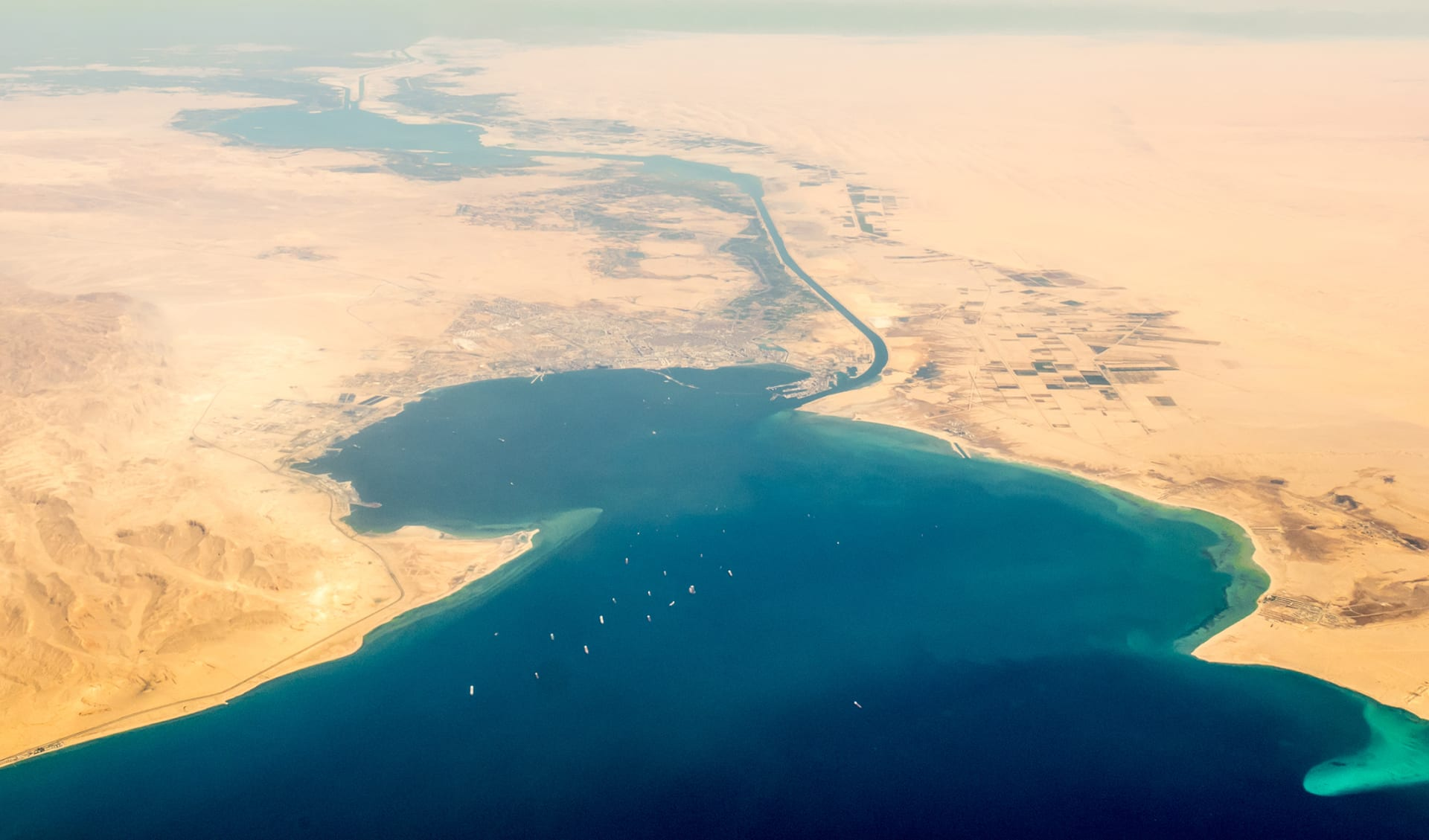 Suezkanal Kreuzfahrten