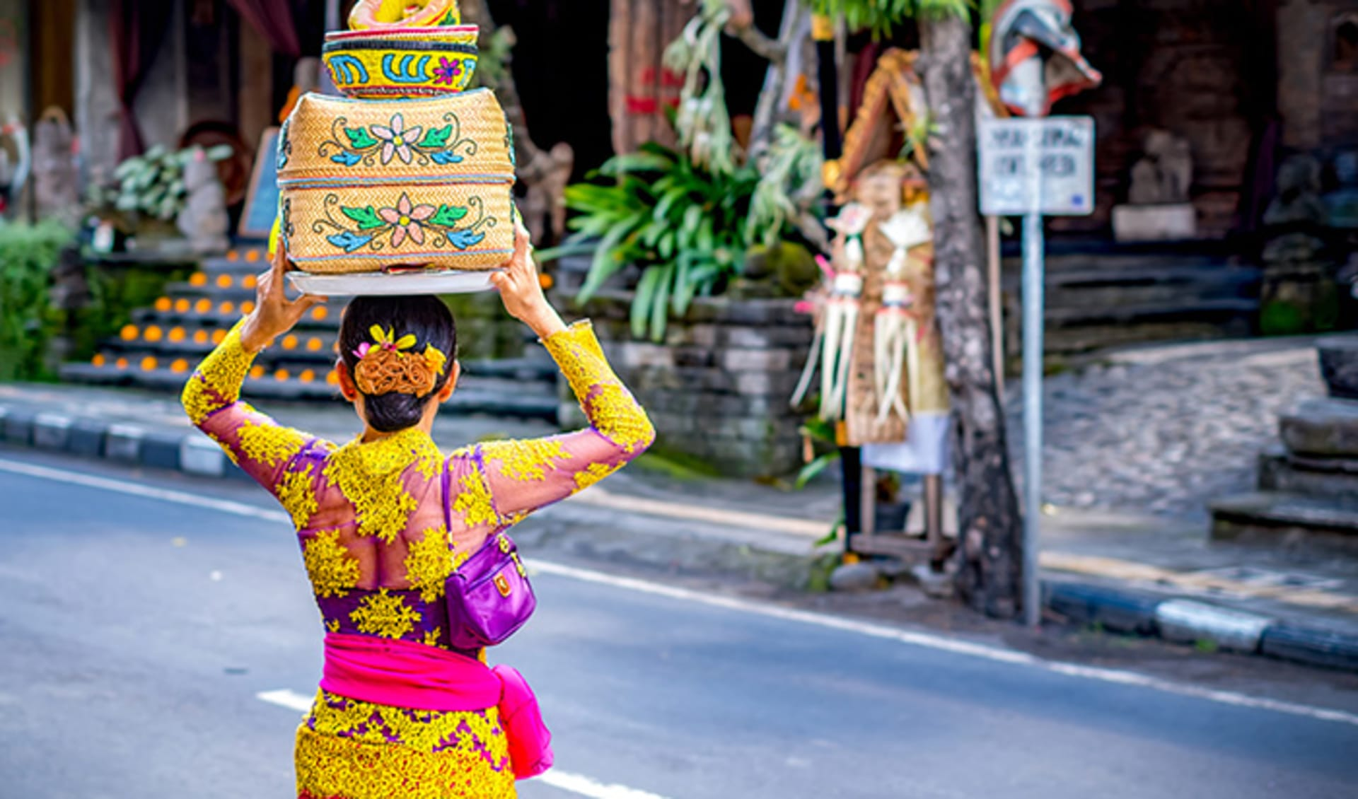 Balinesin, Bali