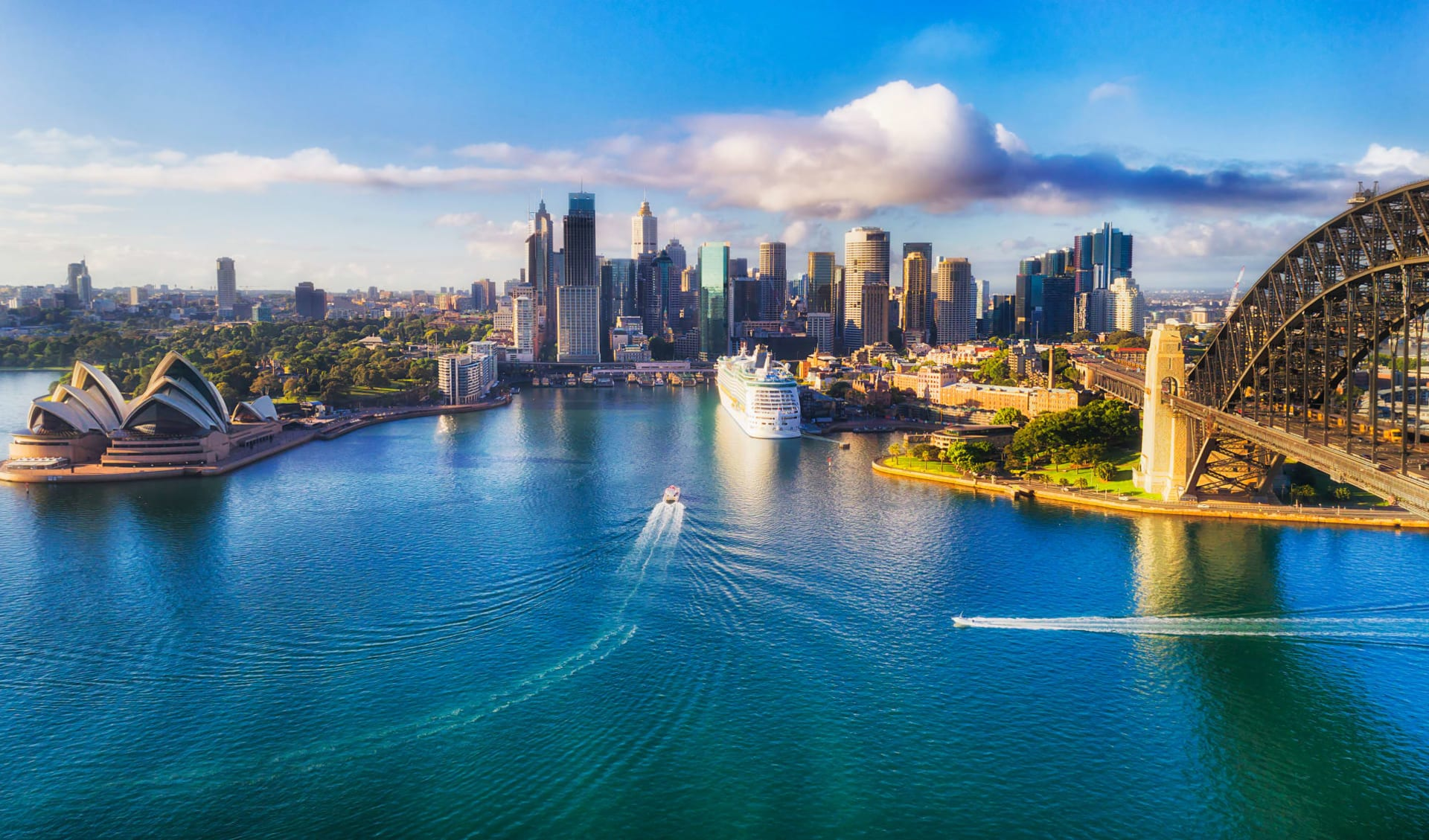 Best of OZ ab Sydney: Wahrzeichen der Stadt Sydney
