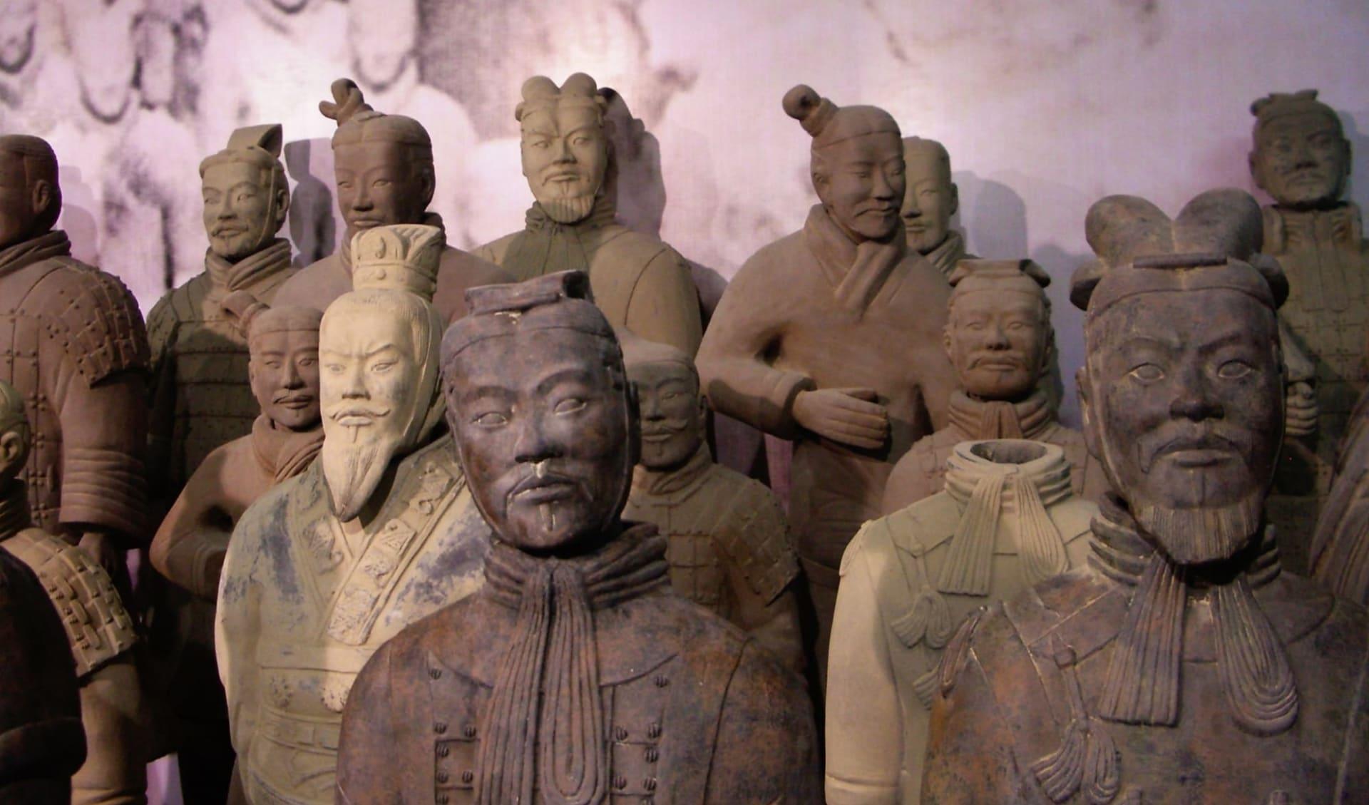 Höhepunkte Chinas ab Peking: Xian Terracotta Warriors