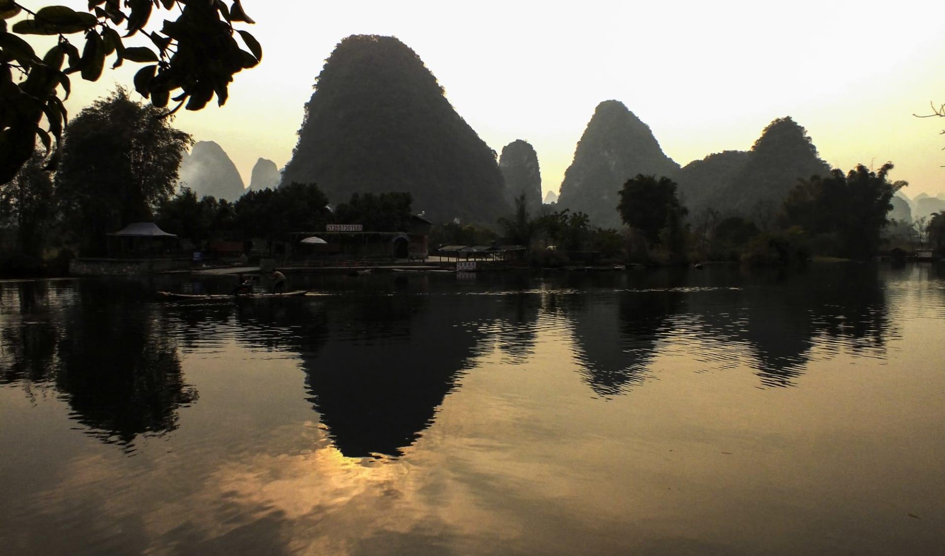 Kaiserliches China mit Yangtze Kreuzfahrt ab Peking: Yangshuo