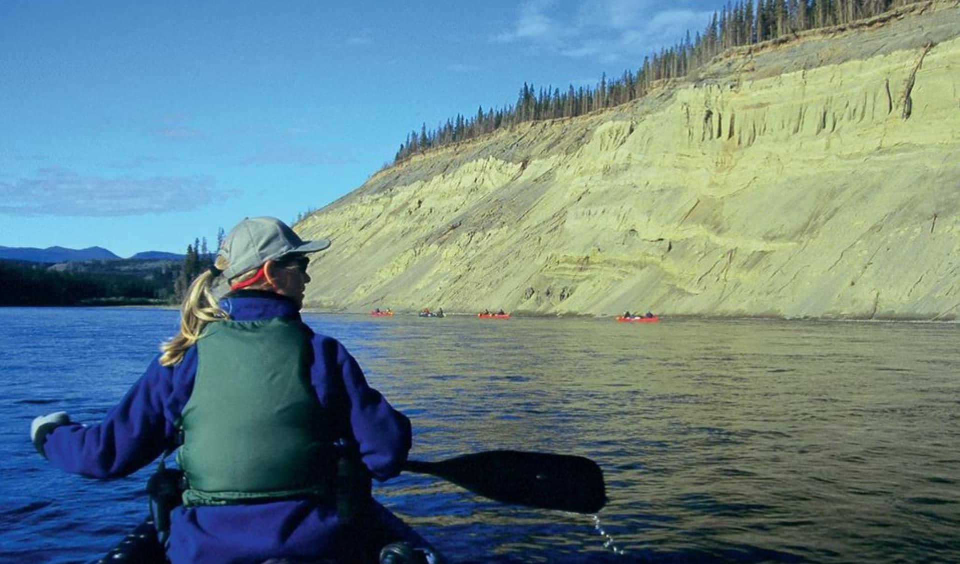 Yukon River Abenteuer ab Whitehorse: Yukon - River Abenteuer Kanu