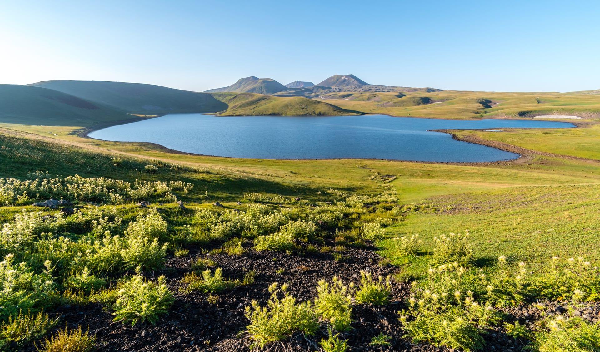 Trekkingreisen, Armenien, Zentralasien