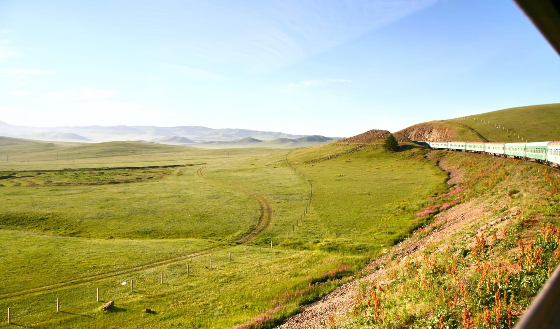 Zugreisen, Turkmenistan