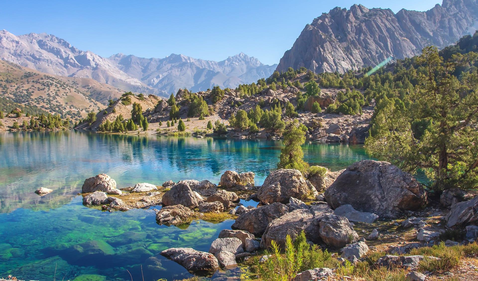 Pamir-Alay-Tal, Tadschikistan