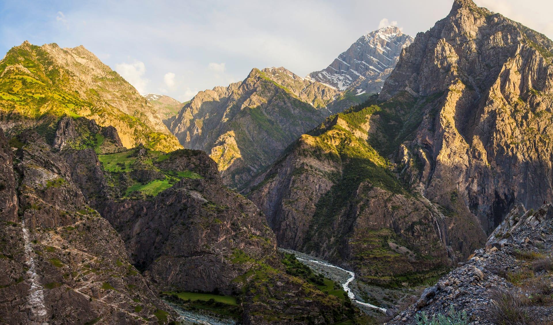 Pamir, Tadschikistan