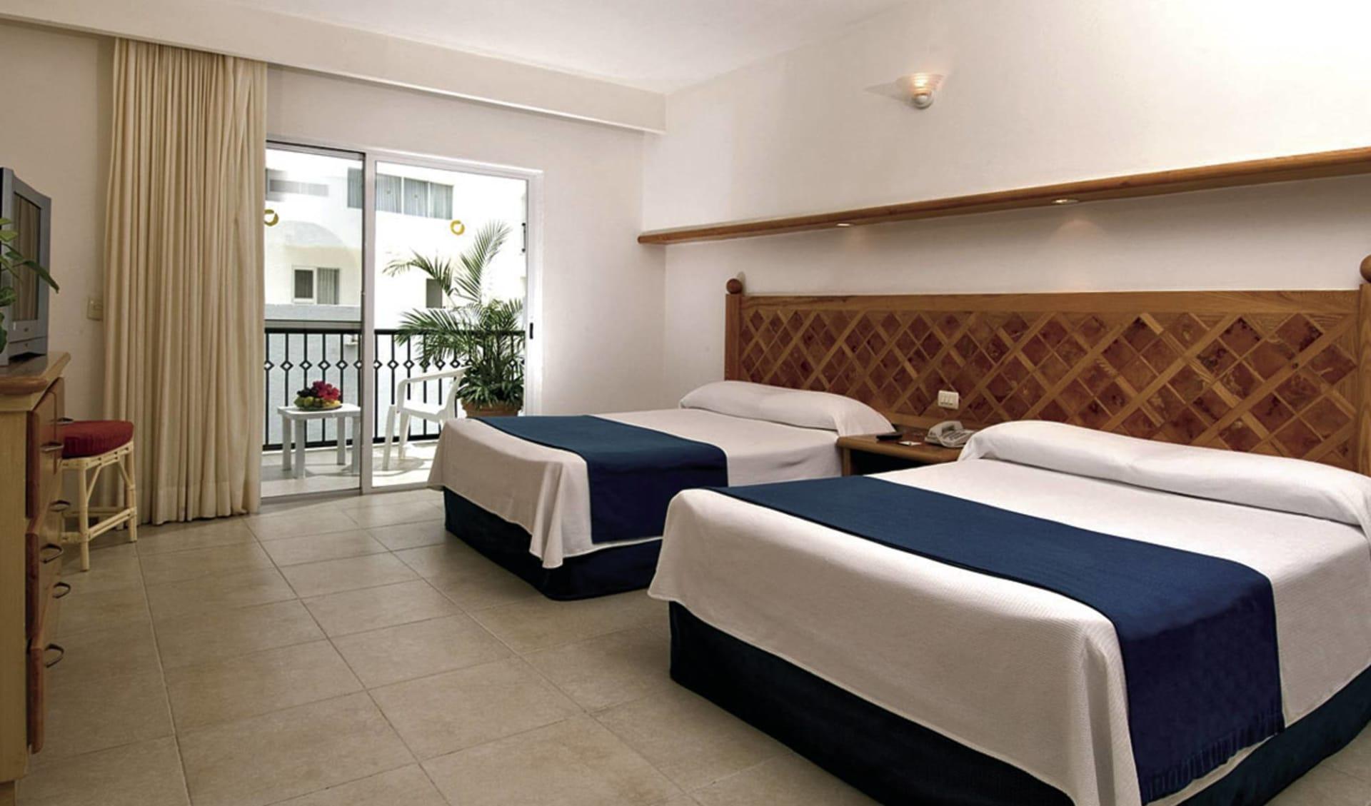 Beachscape Kin Ha Villas & Suites in Cancun: zimmer beachscape kin ha villas and suites twinbed zimmer