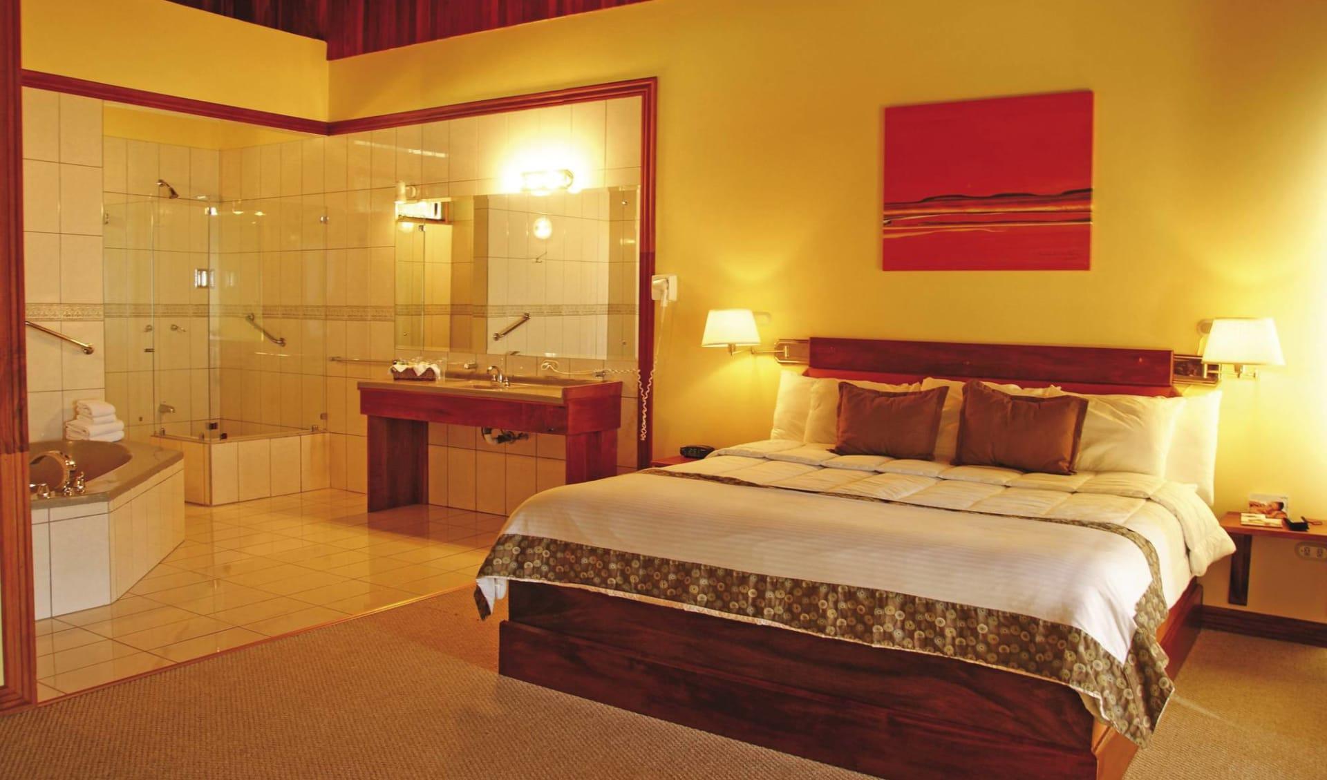 El Establo Mountain Hotel in Monteverde: zimmer el establo doppelzimmer