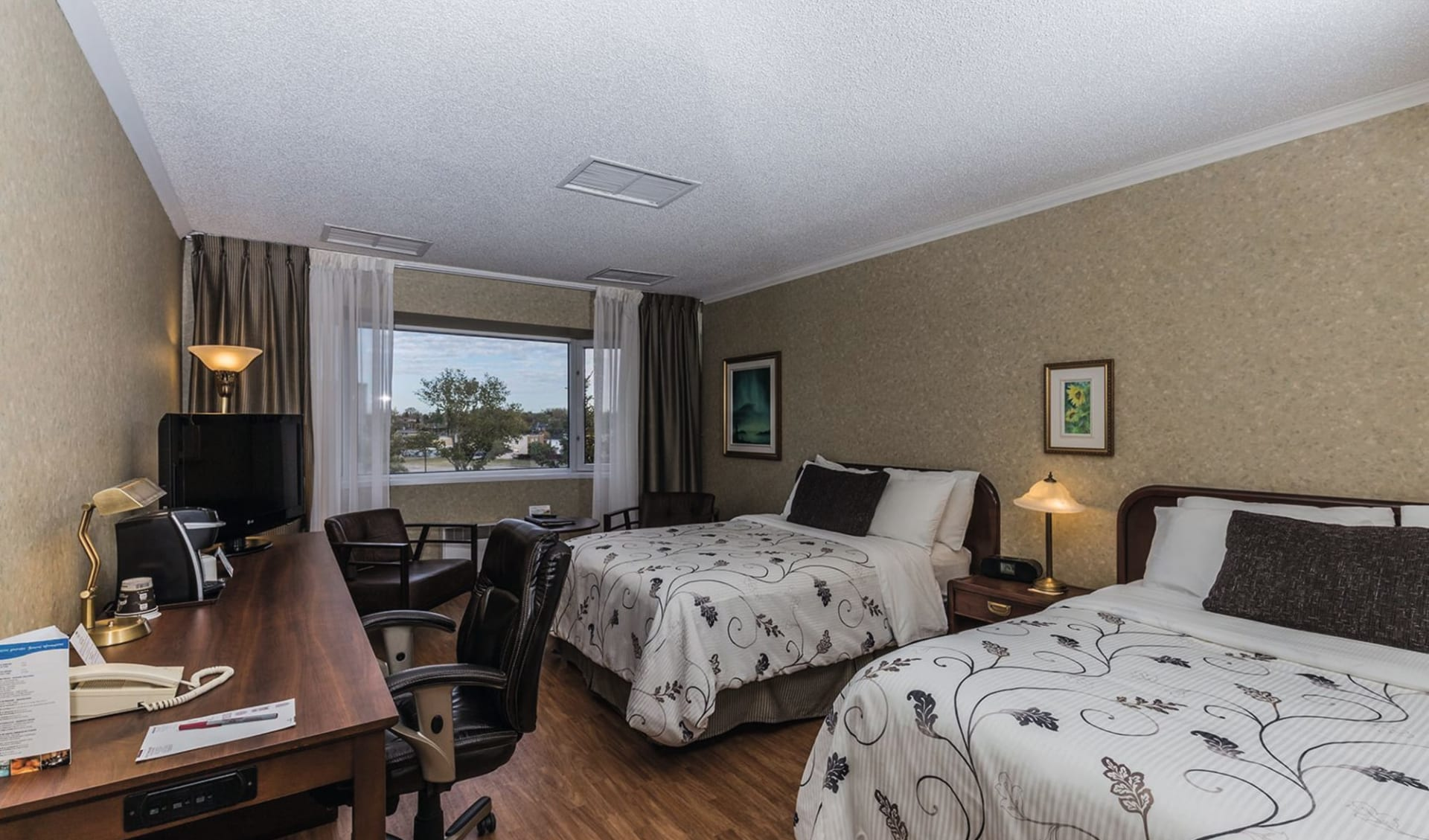 Hotel Rimouski: Zimmer_Hotel Rimouski_Standard_Canadvac
