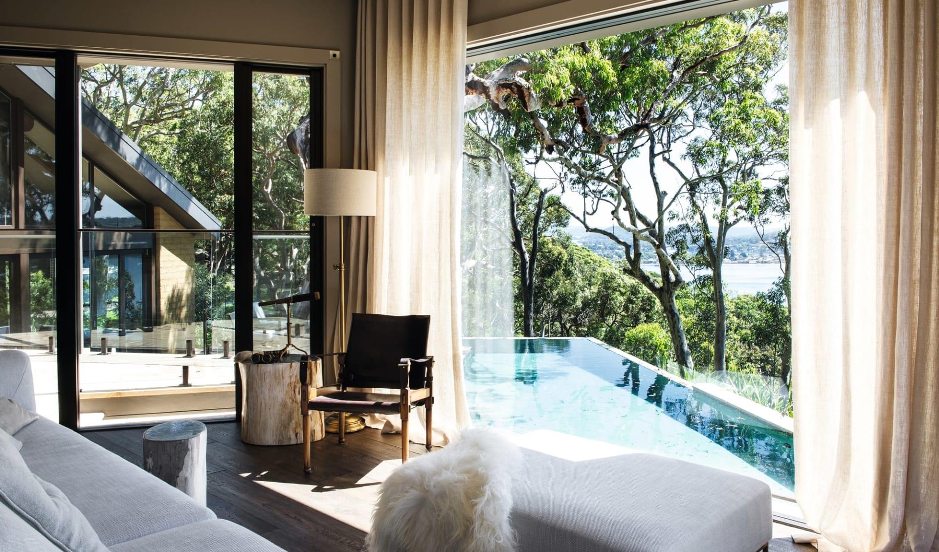 Pretty Beach House: Zimmer Pretty Beach House NSW Australien  Living Area 2017