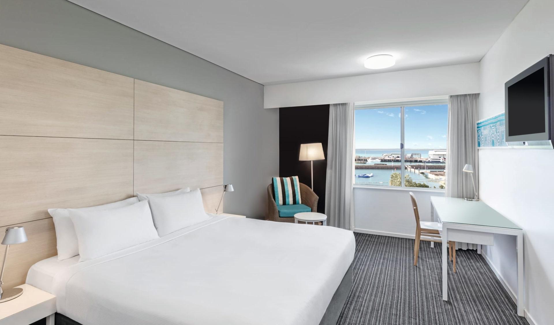 Vibe Hotel Darwin Waterfront: Zimmer Vibe Hotel Darwin  Waterfront Zimmer 2017