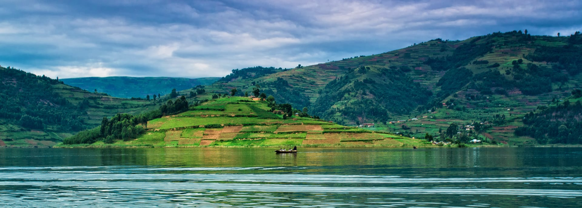Bunyonyi-See, Ruanda