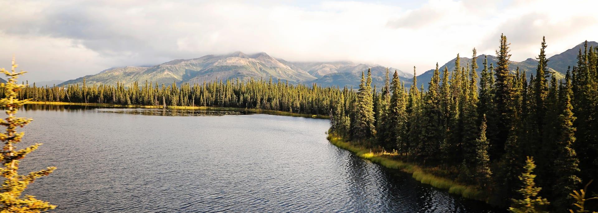 Winterlake, Alaska