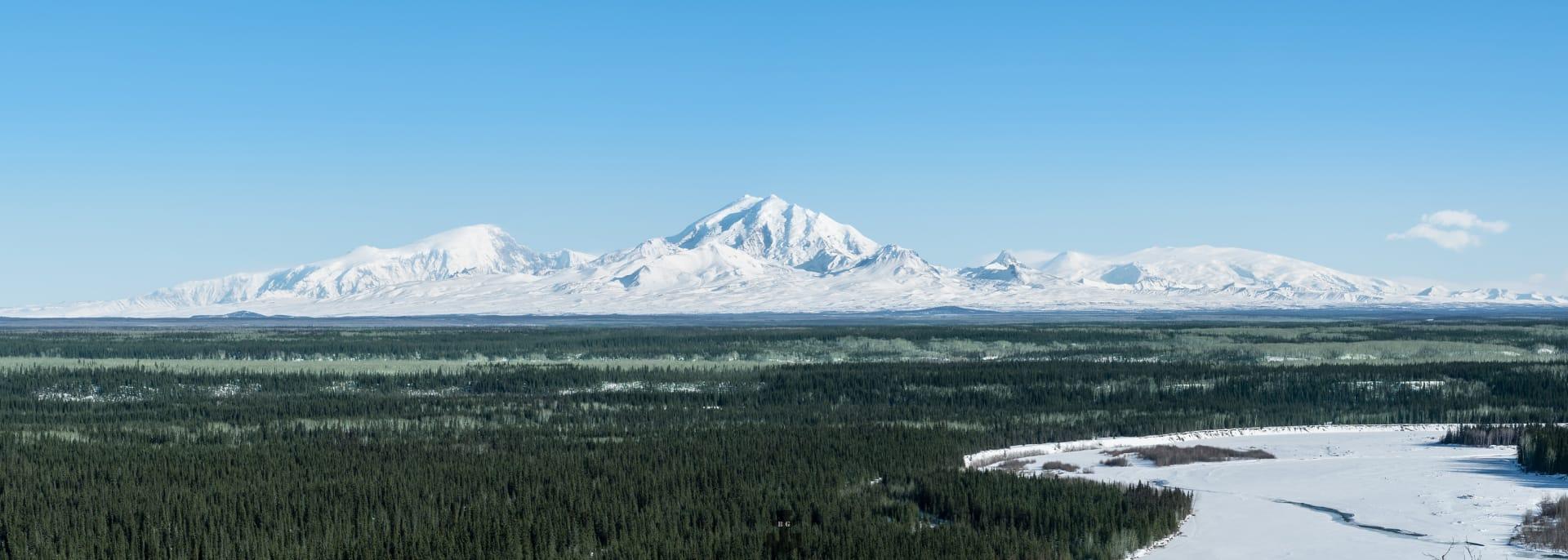 Wrangell Nationalpark, Alaska