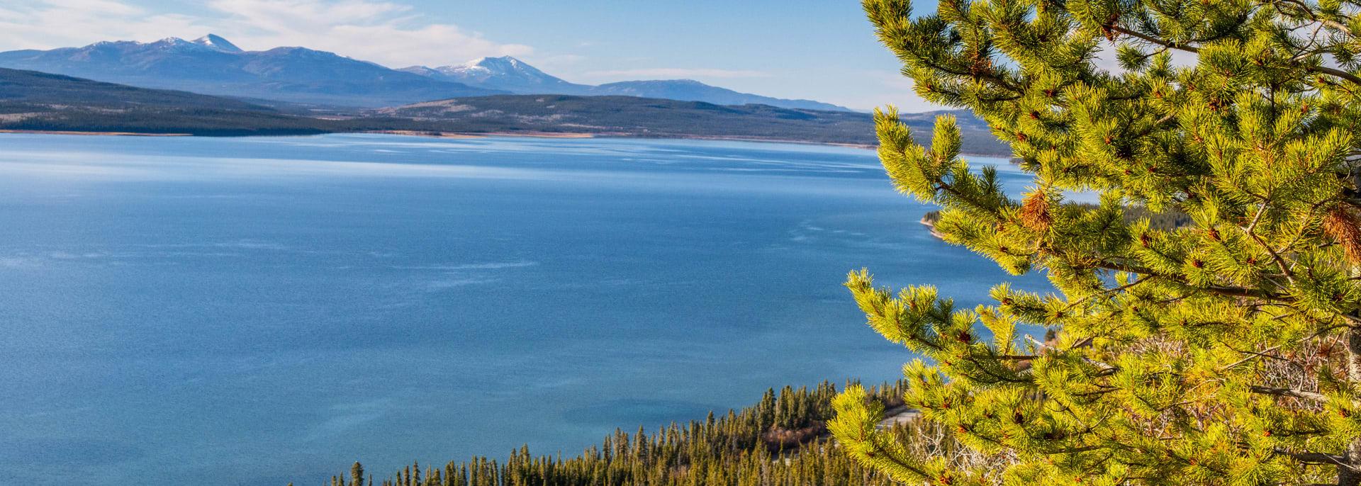 Marsh Lake, Alaska