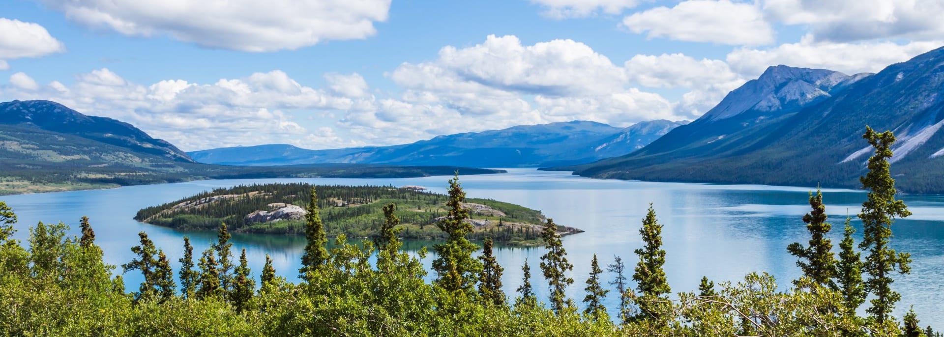 Tagish Lake, Alaska