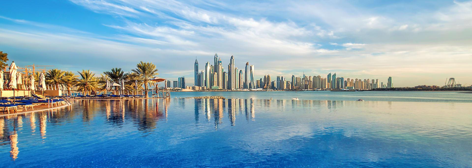 Swimmingpool, Dubai