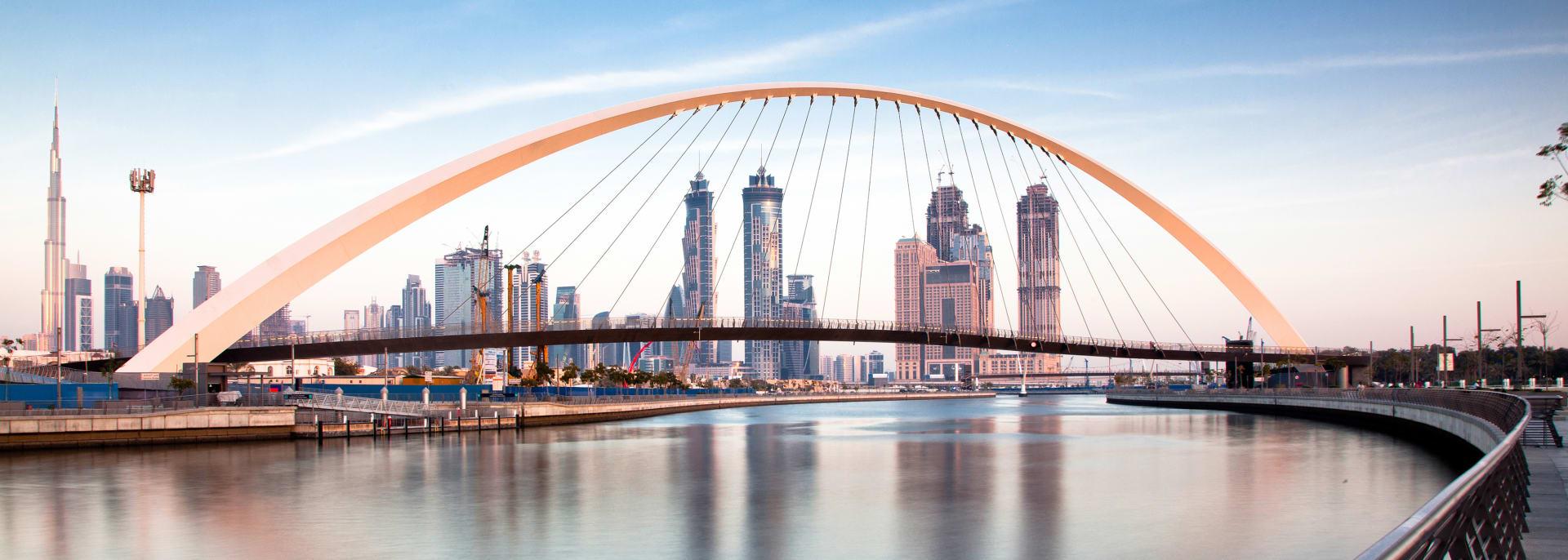 Tolerance Bridge, Dubai