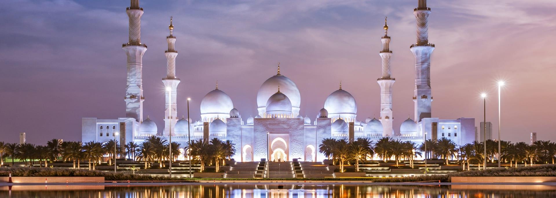 Sheik Zayed Grand Moschee , Dubai