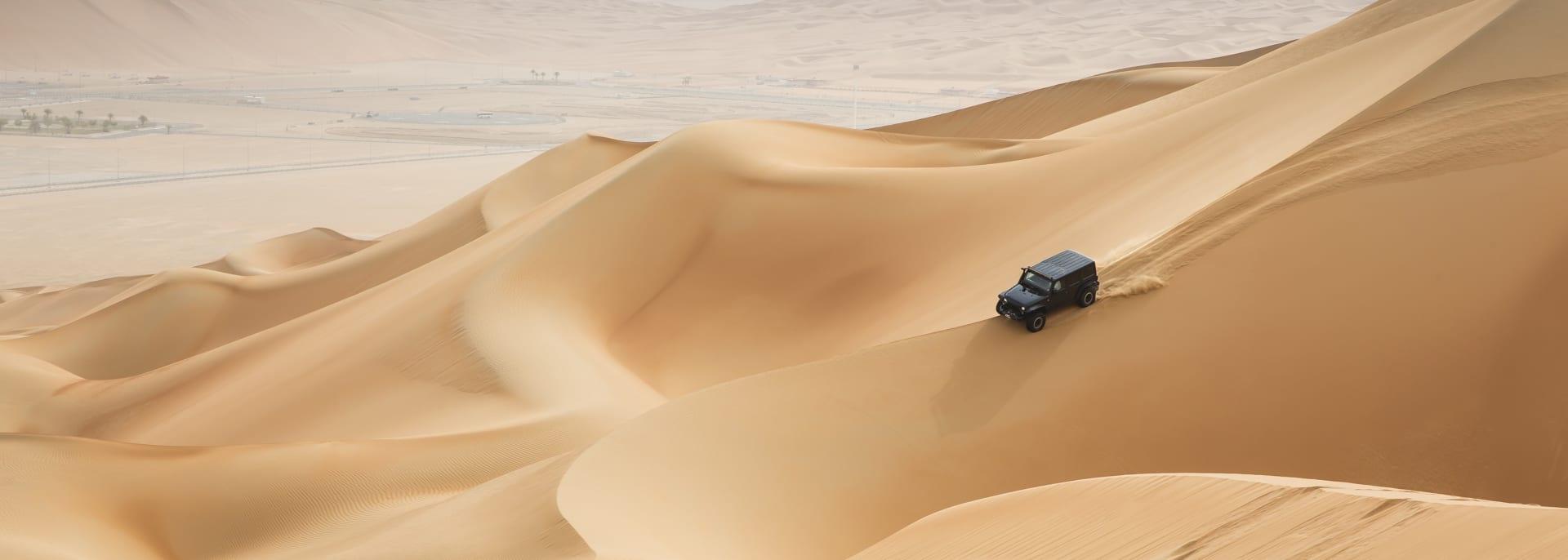 Wüsten-Safari, Dubai