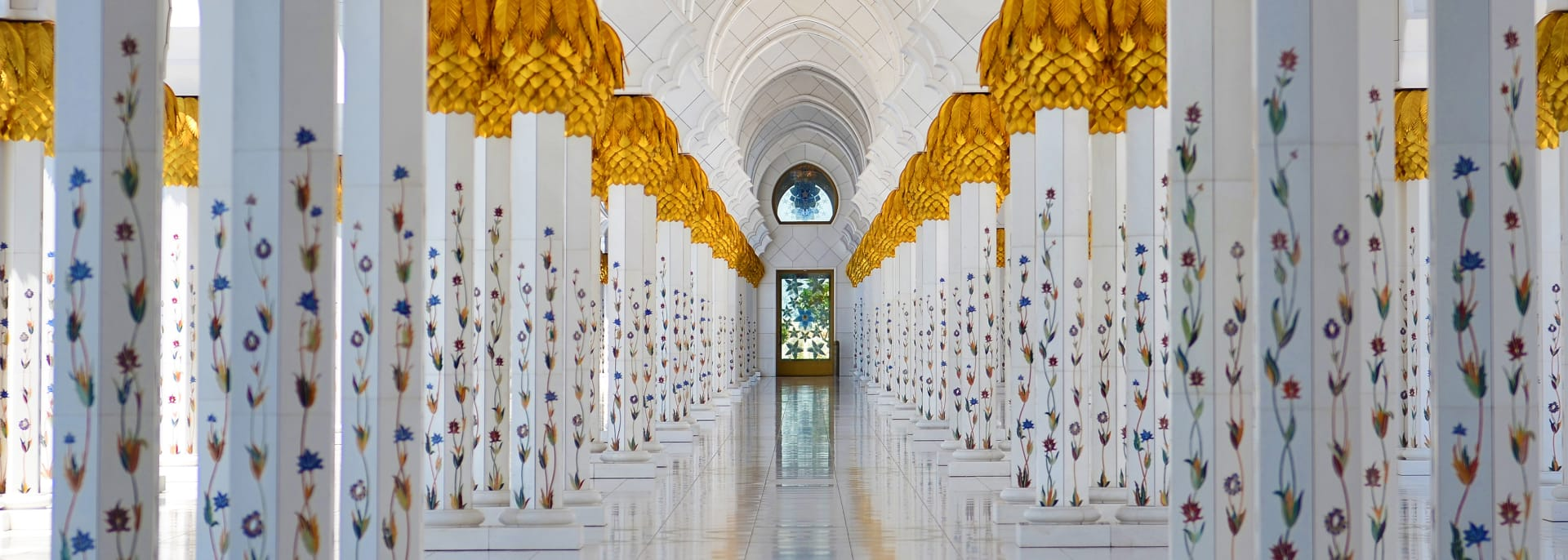 Zayed Moschee, Arabische Länder
