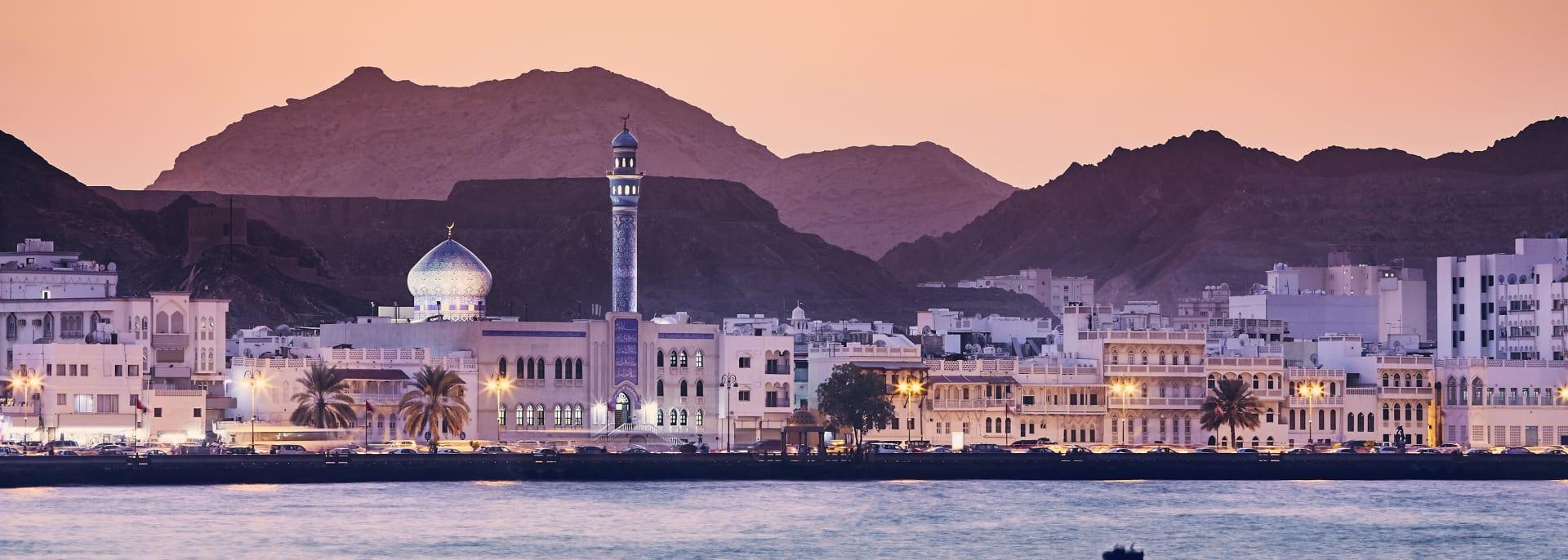 Muscat Stadt, Oman