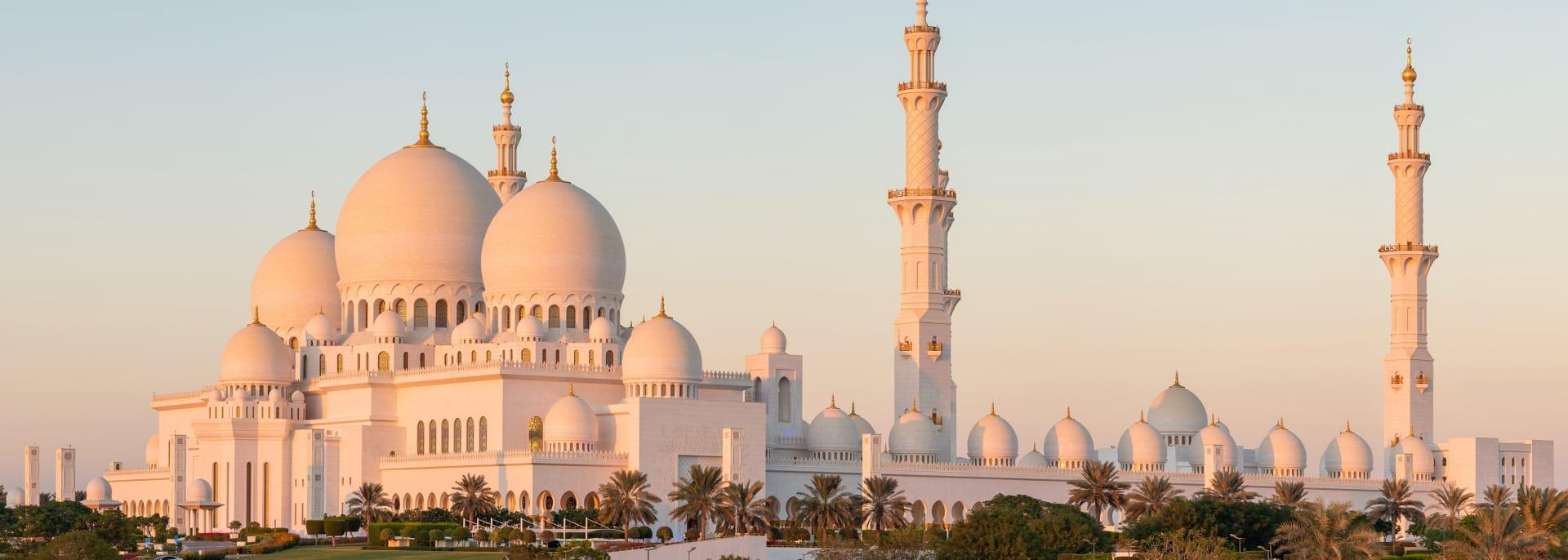 Sheikh Zayed Grand Moschee, Vereinigte Arabische Emirate