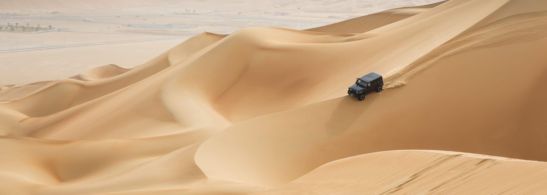 Big Red Wüste, Vereinigte Arabische Emirate