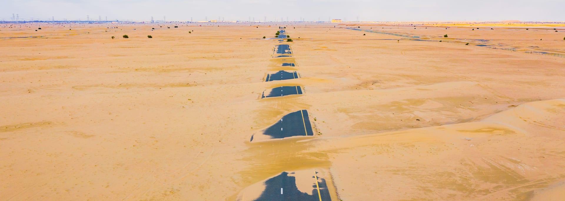 Safari Strassen, Vereinigte Arabische Emirate