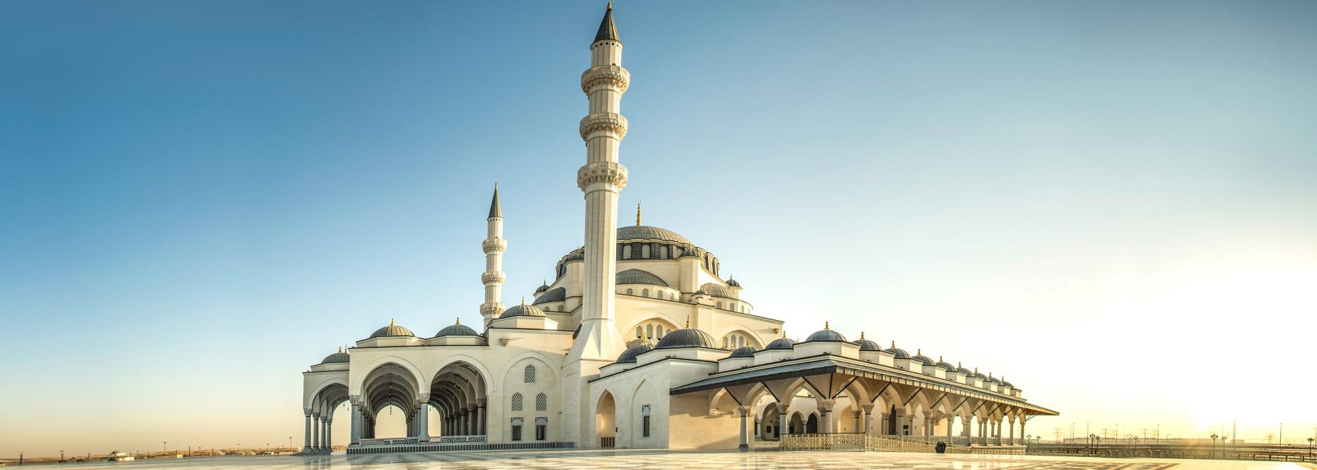 Sharjah Moschee, Vereinigte Arabische Emirate