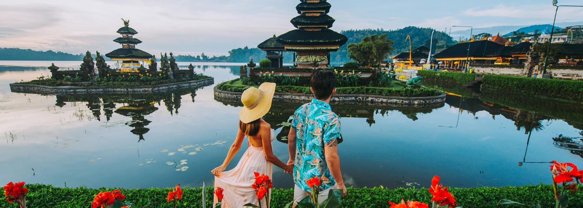 Ulun Bratan Tempel, Bali