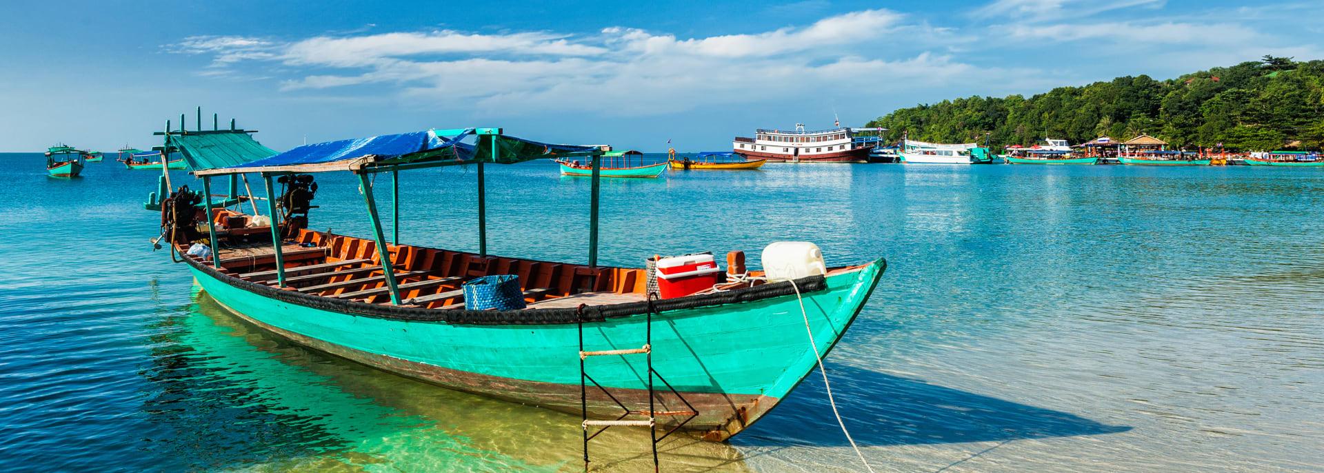 Sihanoukville, Kambodscha