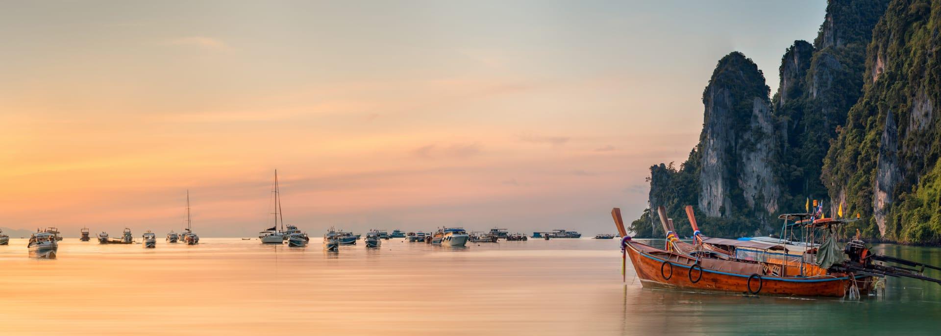 Süden, Thailand
