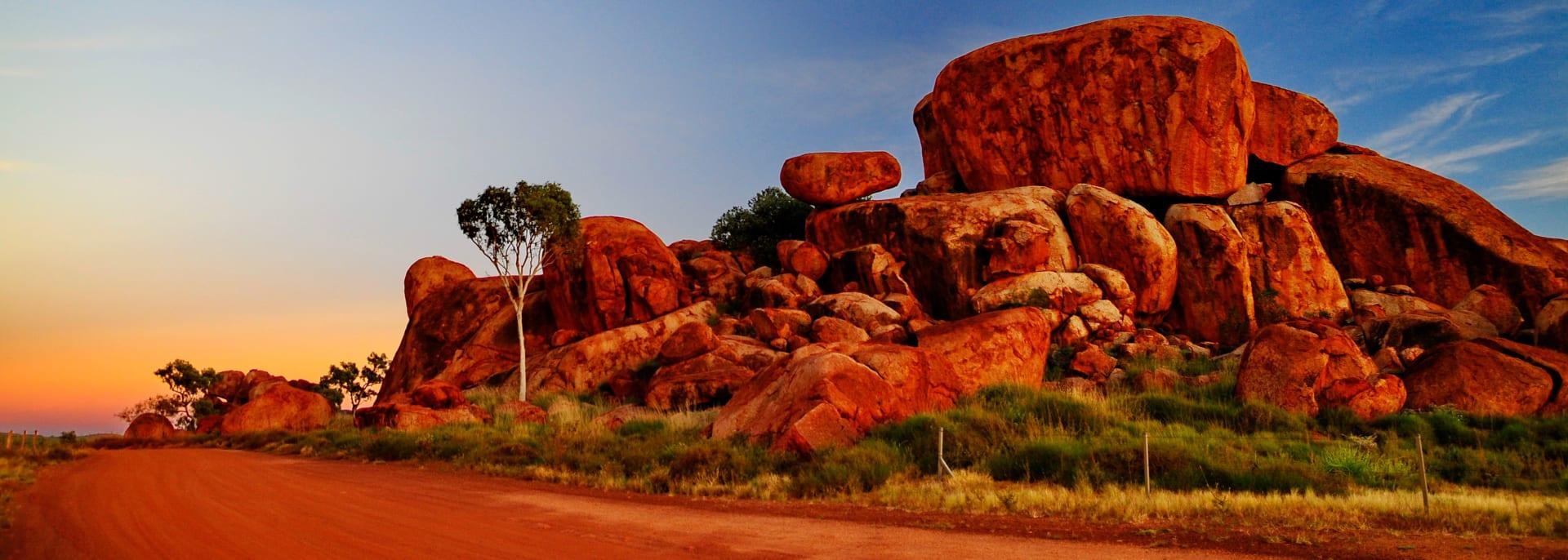Devil Marmor, Northern Territory, Australia