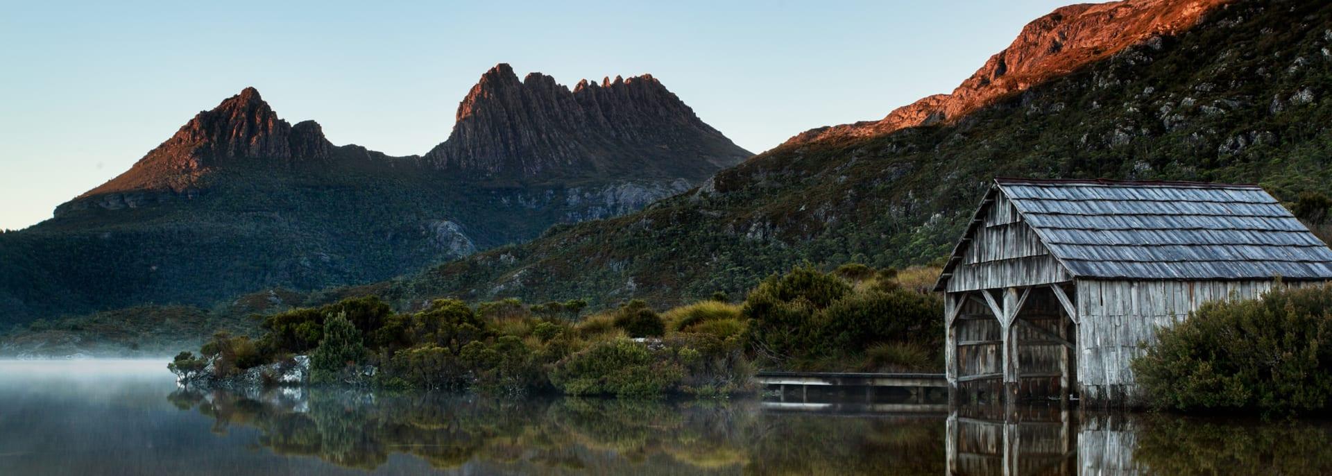 Cradle Mountain Nationalpark, Australia