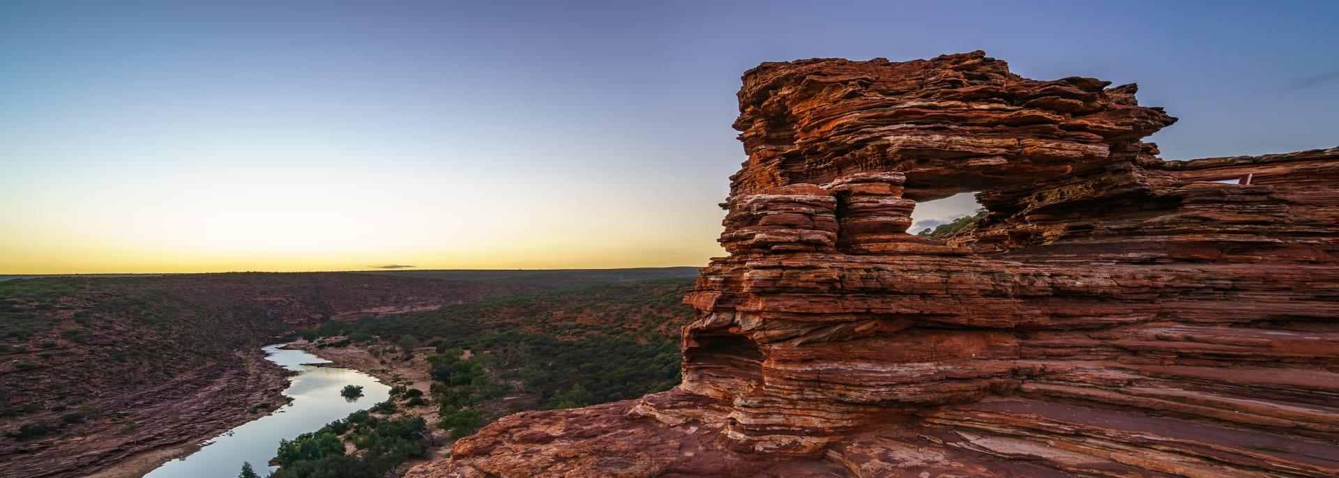 Kalbarri Nationalpark, Australien